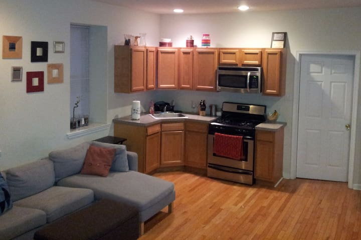 Perfect for Stadiums - South Philly 1bdr 1 ba - Philadelphia - Daire