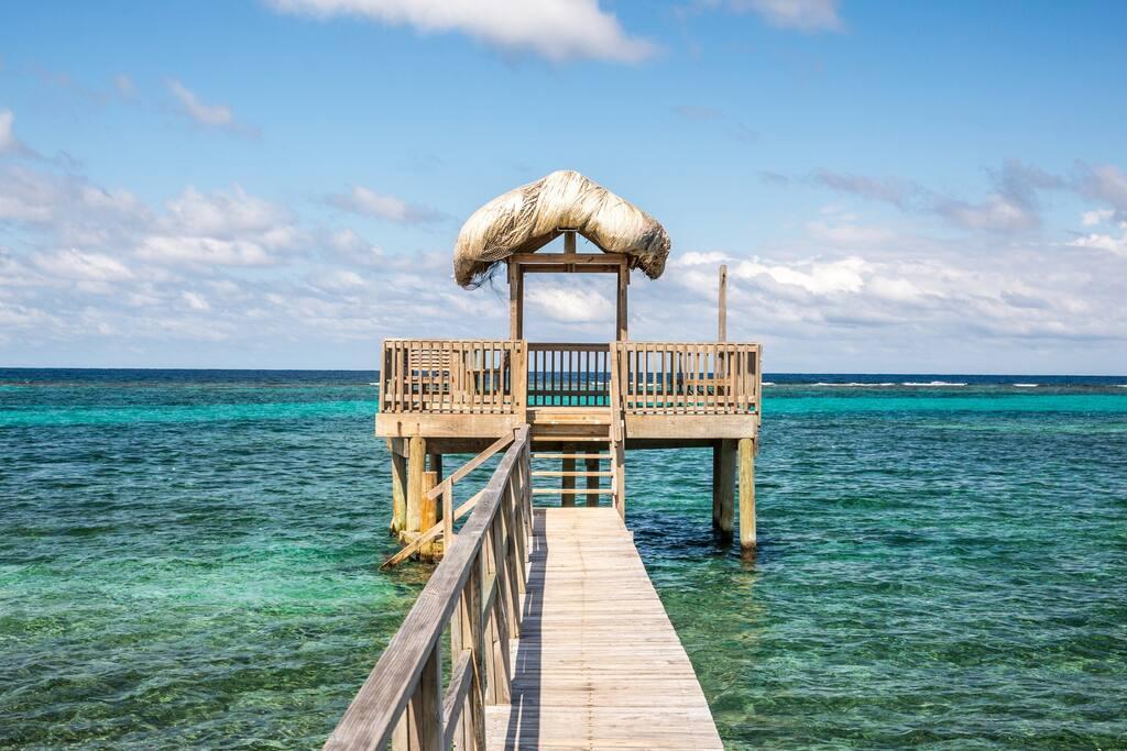 Puerta Azul Dock