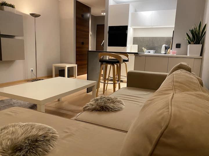 Apartament na Wzgórzach Magellana