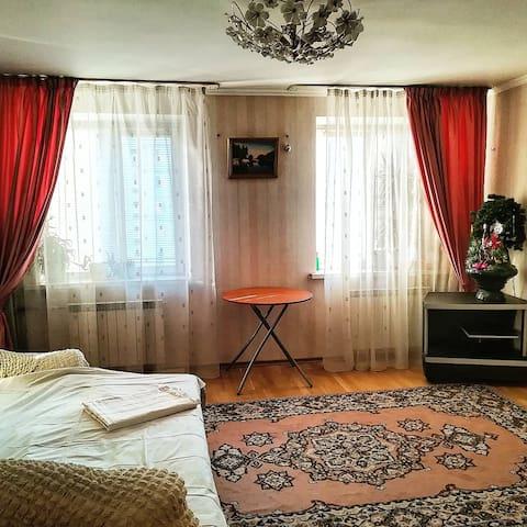 Apartament in Nizhniy Novgorod near city center