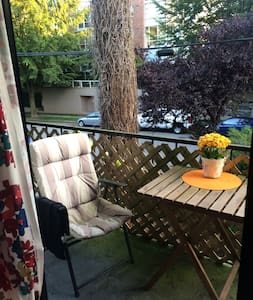 Spacious Point Grey 1 Bedroom - Vancouver - Apartment