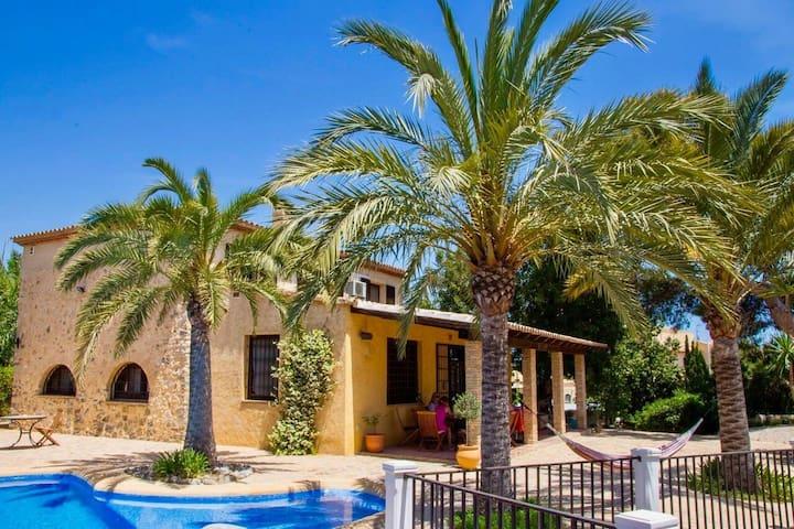 Beautiful Spanish Finca in Altea