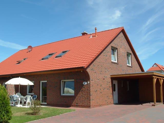 Ferienhaus für 6 Gäste mit 130m² in Butjadingen (123396)