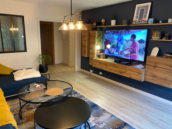 Appartement Angers Centre 69m2