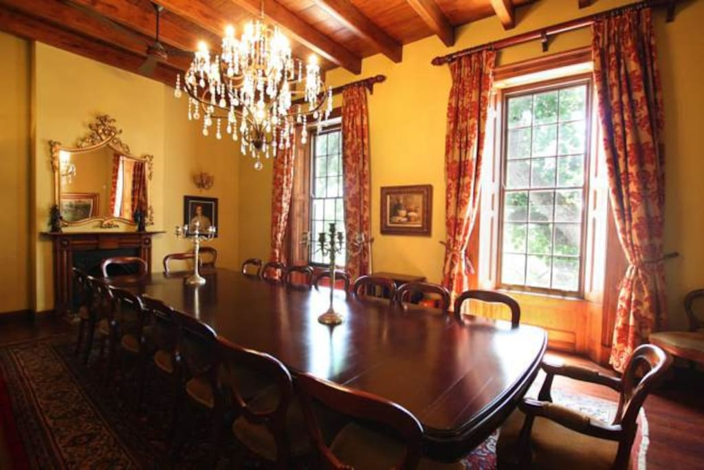 Formal 16 seater Dining room
