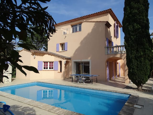 Great house in the south of France