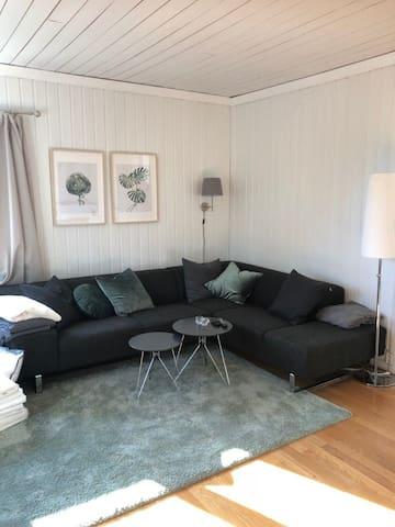 Koselig leilighet i rolig strøk på Lofthus/Grefsen