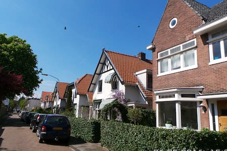 Family house near Amsterdam & Beach, 7 p - Bloemendaal - 一軒家