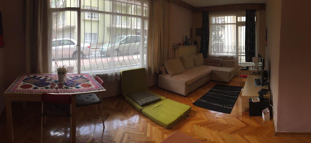 cozy and peaceful flat - Çankaya - Mobilyalı daire