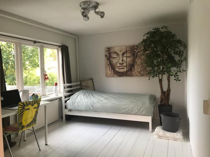 Nice one person room very close to city centre