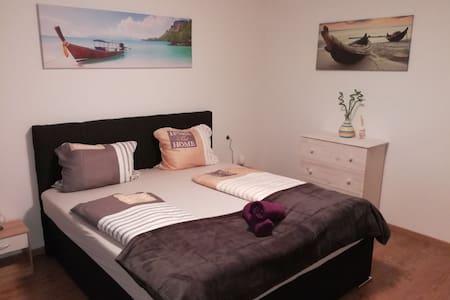 2 Zimmer Apartment mit Terrasse und Seeblick - Konstanz - Apartment