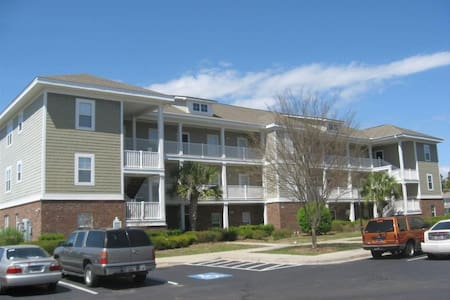 Calming 2BR 2BA condo located in Conway SC - Conway - Appartement en résidence