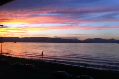 Beautiful coastal location; Ashburn Gate, Gourock - Gourock - Appartement