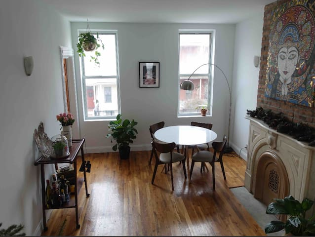Double Room in Bushwick 20 Minutes From Manhattan