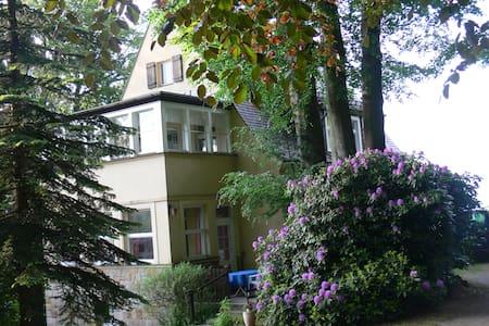 Ferienwohnung Lauscheblick - Jonsdorf - Rumah