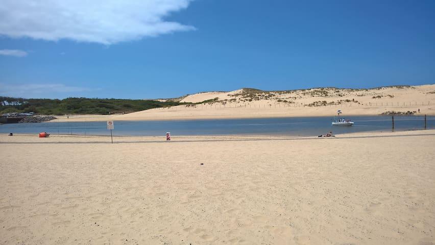 UNIQUE APPART LOFT  FACE A L'OCEAN