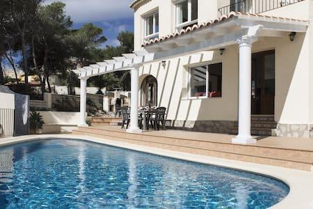 Luxury Viila with ocean views - Xàbia - Villa