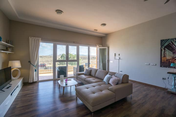 Spacious ! Loft 71m2 in Natural Park of Corralejo.