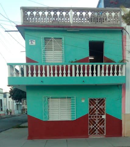 Comfortable Apartment/Top location in Cienfuegos