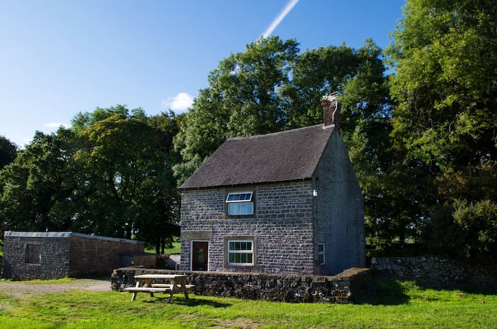 Throwley Cottage