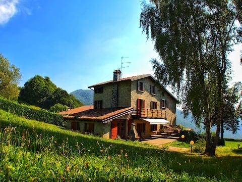 Holiday home Pratolugo