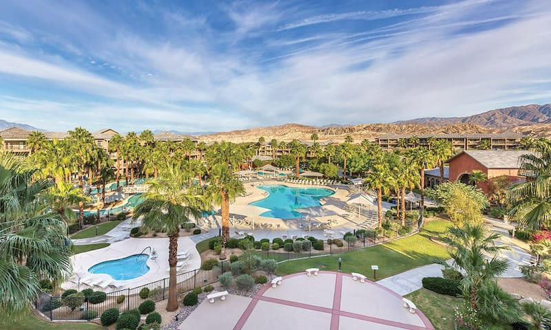 2 Bedroom Club Wyndham Indio