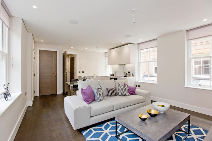 Gorgeous and Stunning 1 Bed and 1 Bath in Holborn
