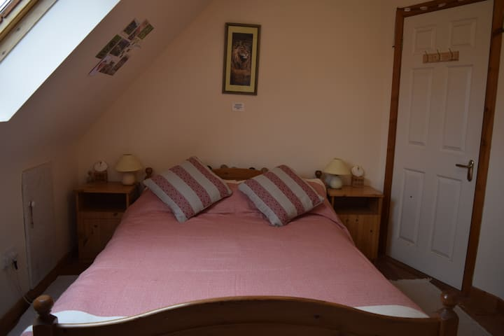 Cosy Double room at Meadow Farm - near Ballymaloe