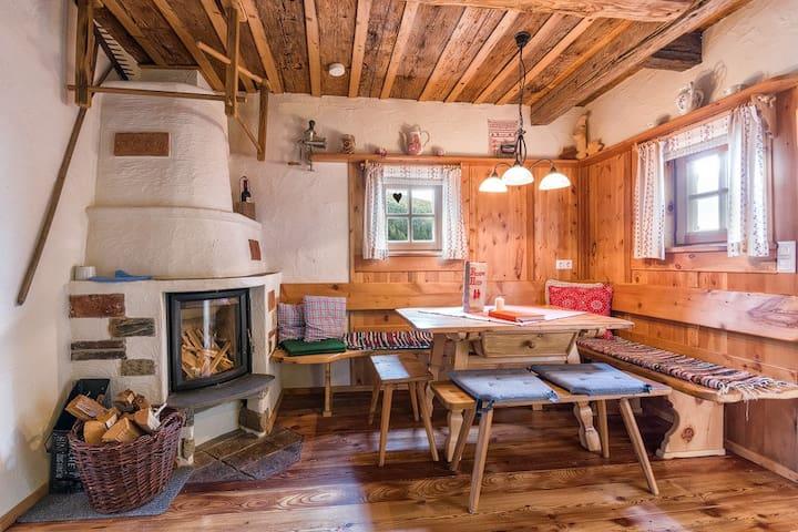 Luxus Hütte an der Piste mit Sauna 4+2 Kinder - Katschberghöhe - Alpstuga