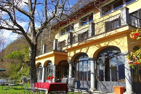 Sunlit villa with super views! - Corconio