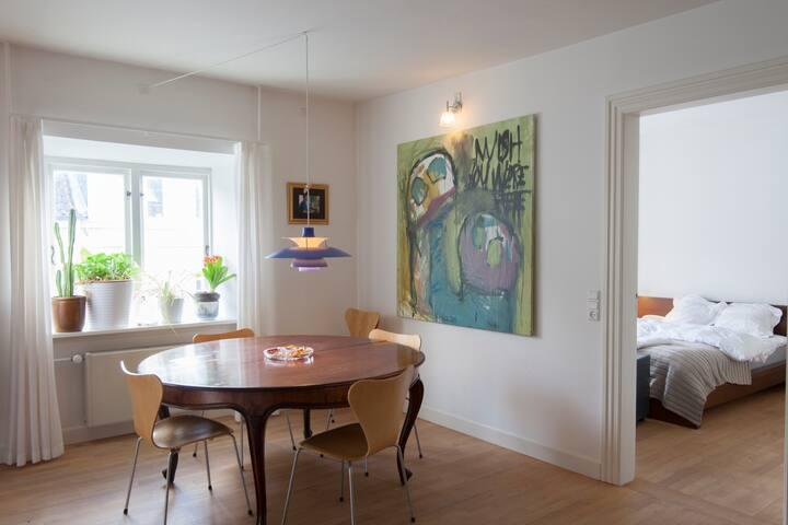 modern flat in copenhagen center - Kopenhag - Daire