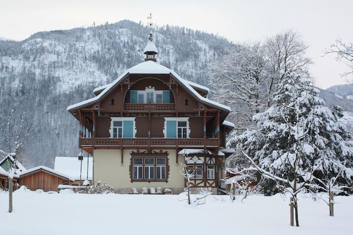Villa Schrötter - Wohnen am Traunsee