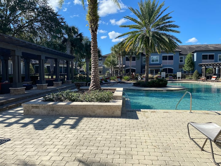 Hidden gem 💎 Condo near Orlando