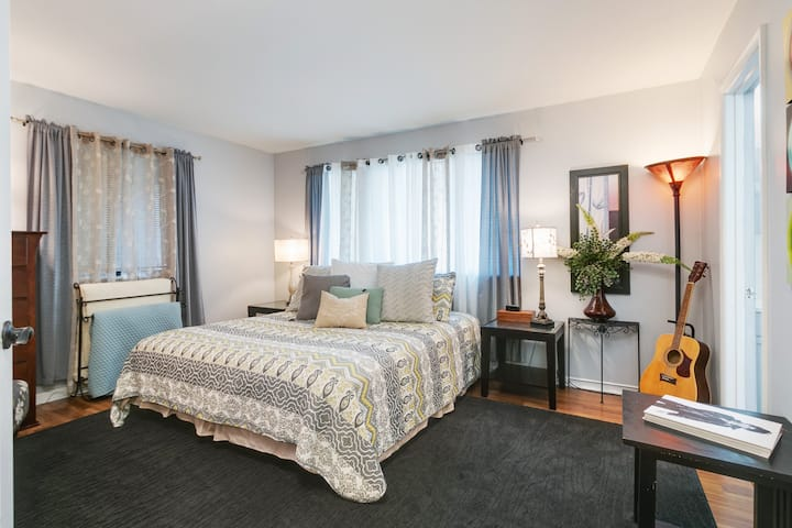 ❤️ Private Music City Condo, 7 Minutes to Downtown