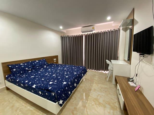 Feeling Home - Cozy condo at Tuol Kork  金边堆谷区温馨公寓