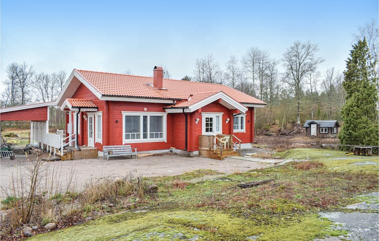 Holiday cottage with 2 bedrooms on 100m² in Vassmolösa