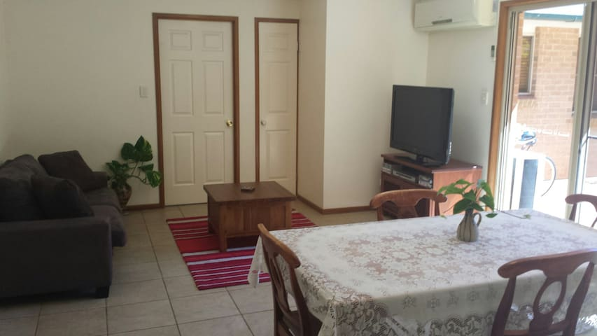 Open Plan Airconditioned Lounge/Dining