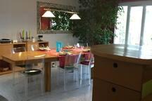 le coin salle à manger