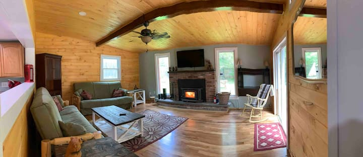 Cozy Cottage Hiking, Skiing Hunter Mt/Tannersville