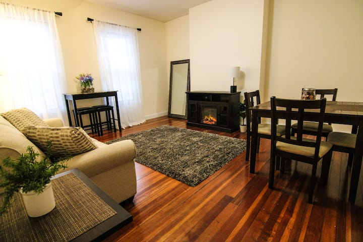 Stylish 1BR in Malden #3