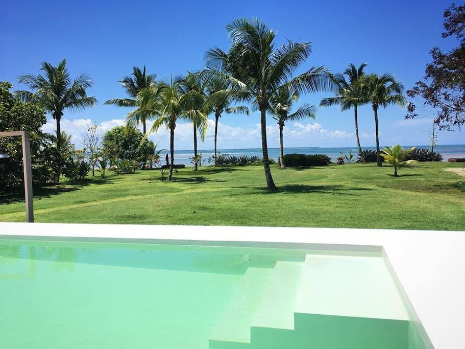 ANY QUESTIONS  The guests enjoy a personal contact to the owners. We are happy to assist you with any questions, travel plans, special needs and wishes. We are looking foreward to create an unforgettable stay with us in Brazil.