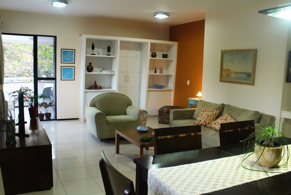 Garden at square apartments for rent in fortaleza cear for The garden room 11 cavendish square