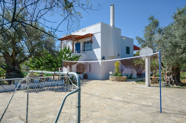 BEAUTIFUL FARMHOUSE in Chalki, Naxos island