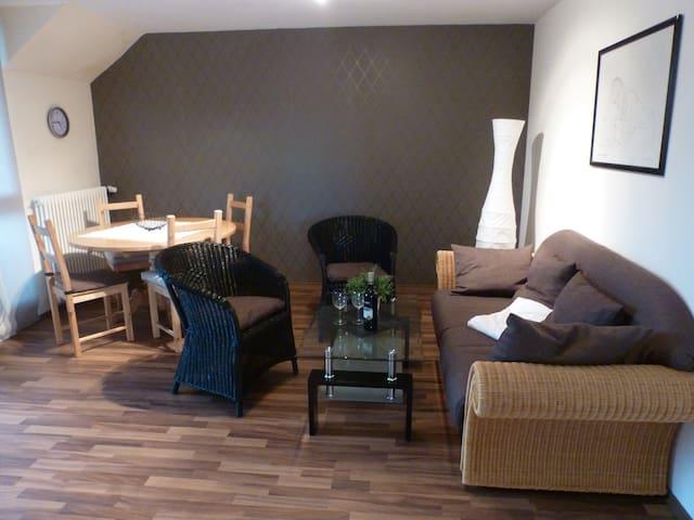 Wohnung für 5 Personen Nähe Bodensee, Allgäu, Alb - Königseggwald - Apartment