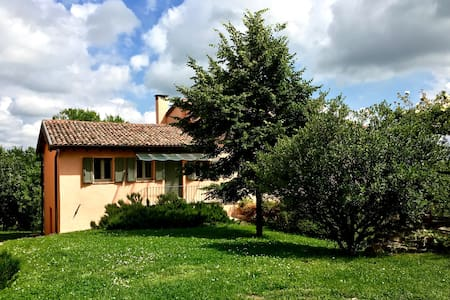 Casa Rosa: comfort, peace and spectacular views - Piozzano