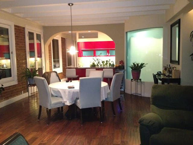 Ocean View Condo in Long Beach - Long Beach - Appartement en résidence