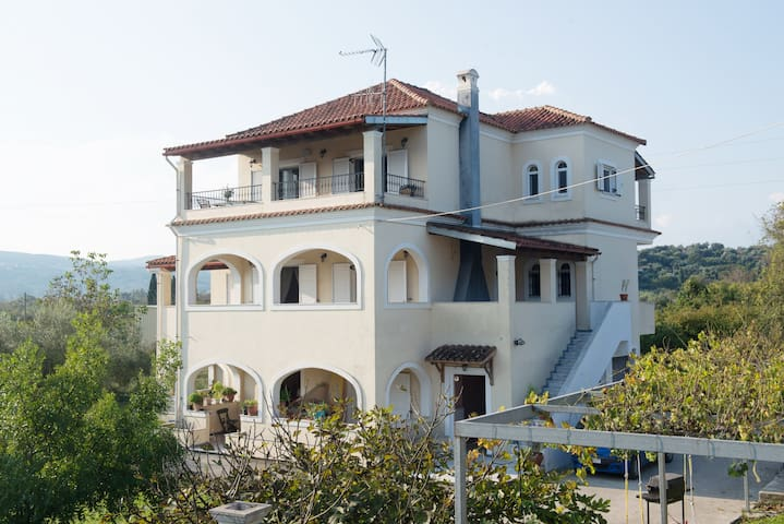 Corfu House By Beach - Acharavi - Wohnung