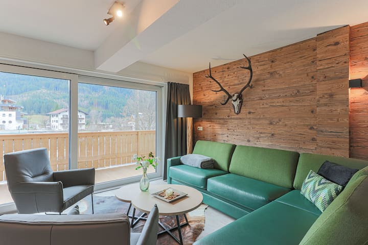 Fantastisches Appartement in Brixen im Thale nahe Skigebiet