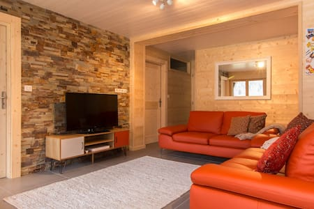 New modern apartment in Morzine - Apartment