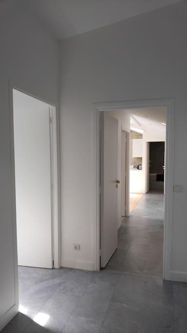 Entrée / entrance